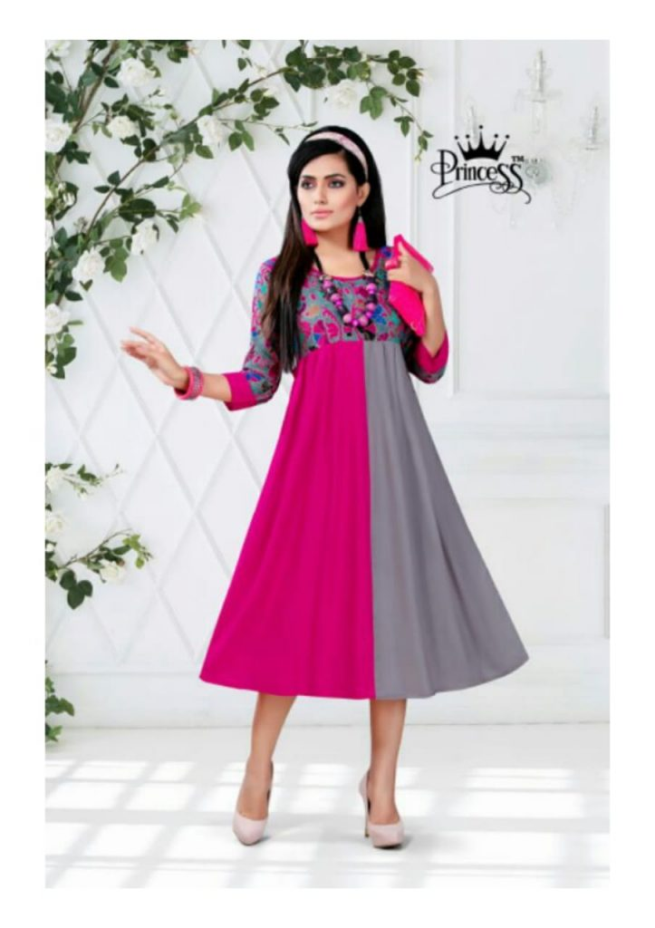 princess new heerwa gown vol 9 fancy rayon kurti catalog wholesale supplier surat best rate - princess new heerwa gown vol 9 fancy rayon kurti catalog wholesale supplier surat best rate 9 723x1024 - Princess new Heerwa gown vol 9 fancy Rayon kurti catalog wholesale supplier Surat best rate