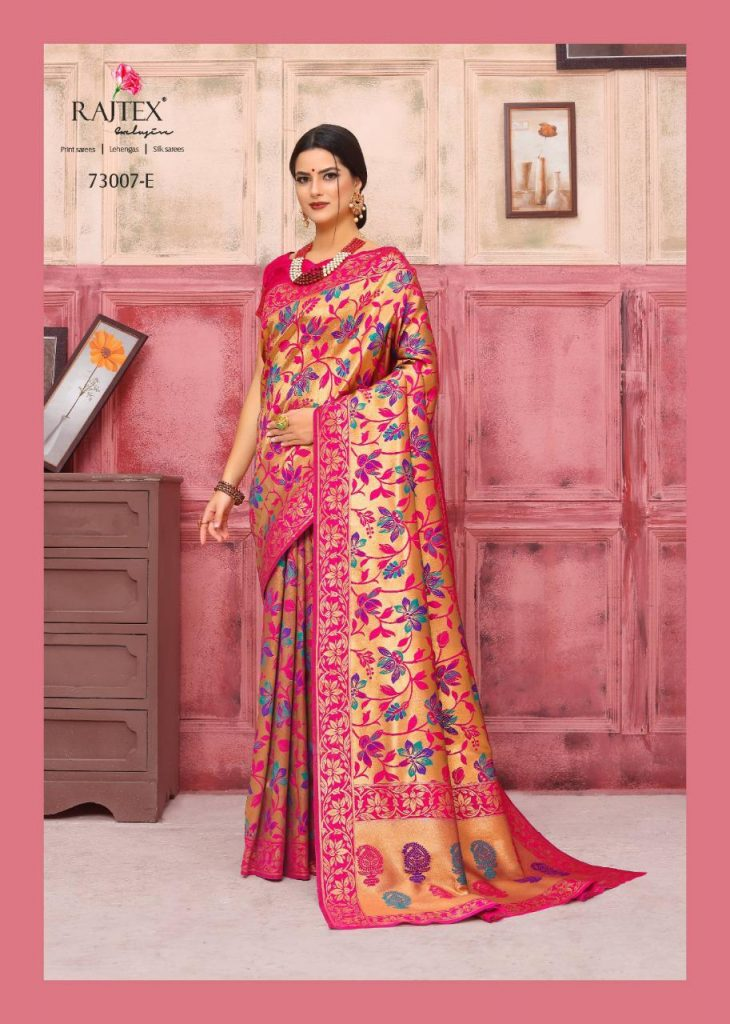 Rajtex KAUSHALYA SILK 73007 Colours designer silk saree wholesale - rajtex kaushalya silk 73007 colours designer silk saree wholesale 5 730x1024 - Rajtex KAUSHALYA SILK 73007 Colours designer silk saree wholesale Rajtex KAUSHALYA SILK 73007 Colours designer silk saree wholesale - rajtex kaushalya silk 73007 colours designer silk saree wholesale 5 730x1024 - Rajtex KAUSHALYA SILK 73007 Colours designer silk saree wholesale