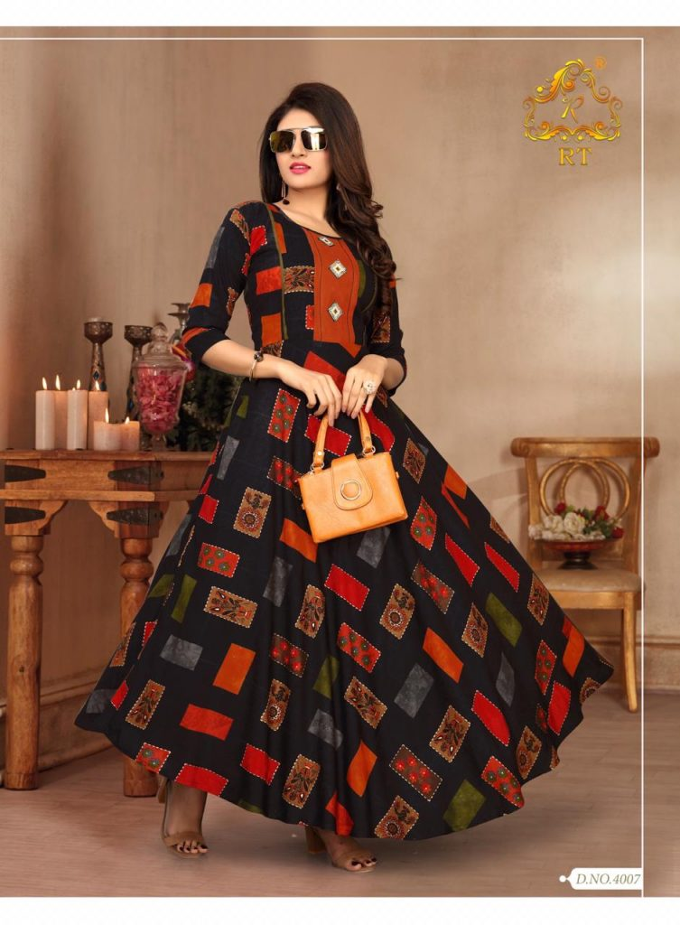 rt glare vol 2 rayon printed gown collection surat wholesaler best price - rt glare vol 2 rayon printed gown collection surat wholesaler best price 1 753x1024 - RT Glare vol 2 rayon printed gown collection surat wholesaler best price rt glare vol 2 rayon printed gown collection surat wholesaler best price - rt glare vol 2 rayon printed gown collection surat wholesaler best price 1 753x1024 - RT Glare vol 2 rayon printed gown collection surat wholesaler best price