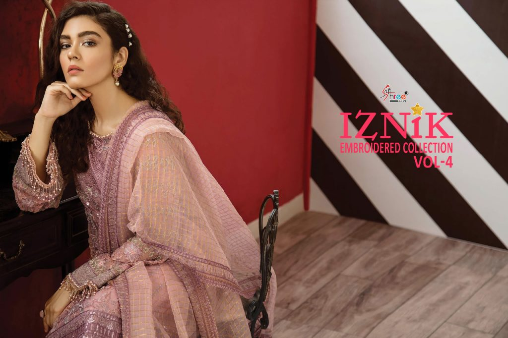 Shree Fabs Iznik Embroidered Collection vol 4 georgette pakistani Suits seller - shree fabs iznik embroidered collection vol 4 georgette pakistani suits seller 1 1024x682 - Shree Fabs Iznik Embroidered Collection vol 4 georgette pakistani Suits seller Shree Fabs Iznik Embroidered Collection vol 4 georgette pakistani Suits seller - shree fabs iznik embroidered collection vol 4 georgette pakistani suits seller 1 1024x682 - Shree Fabs Iznik Embroidered Collection vol 4 georgette pakistani Suits seller