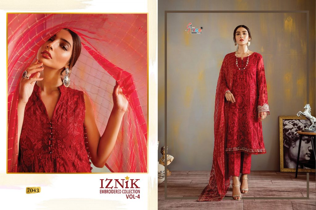 Shree Fabs Iznik Embroidered Collection vol 4 georgette pakistani Suits seller - shree fabs iznik embroidered collection vol 4 georgette pakistani suits seller 2 1024x682 - Shree Fabs Iznik Embroidered Collection vol 4 georgette pakistani Suits seller Shree Fabs Iznik Embroidered Collection vol 4 georgette pakistani Suits seller - shree fabs iznik embroidered collection vol 4 georgette pakistani suits seller 2 1024x682 - Shree Fabs Iznik Embroidered Collection vol 4 georgette pakistani Suits seller