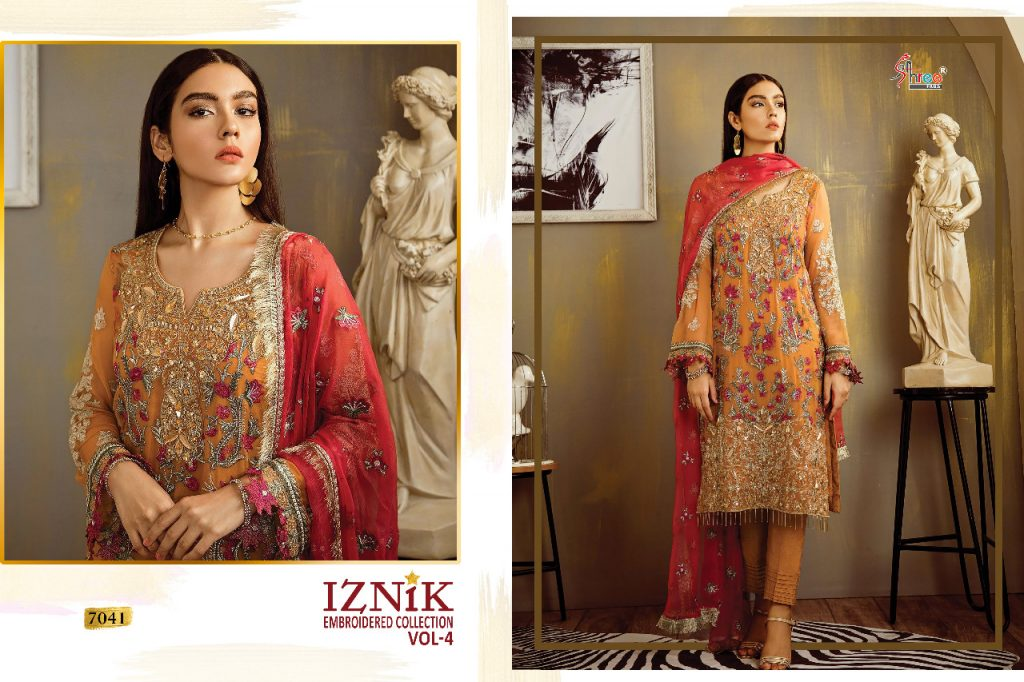 Shree Fabs Iznik Embroidered Collection vol 4 georgette pakistani Suits seller - shree fabs iznik embroidered collection vol 4 georgette pakistani suits seller 3 1024x682 - Shree Fabs Iznik Embroidered Collection vol 4 georgette pakistani Suits seller Shree Fabs Iznik Embroidered Collection vol 4 georgette pakistani Suits seller - shree fabs iznik embroidered collection vol 4 georgette pakistani suits seller 3 1024x682 - Shree Fabs Iznik Embroidered Collection vol 4 georgette pakistani Suits seller