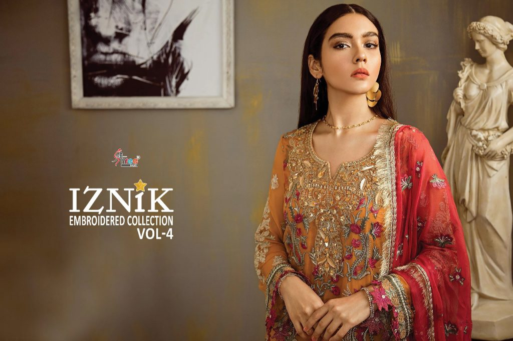 Shree Fabs Iznik Embroidered Collection vol 4 georgette pakistani Suits seller - shree fabs iznik embroidered collection vol 4 georgette pakistani suits seller 4 1024x682 - Shree Fabs Iznik Embroidered Collection vol 4 georgette pakistani Suits seller Shree Fabs Iznik Embroidered Collection vol 4 georgette pakistani Suits seller - shree fabs iznik embroidered collection vol 4 georgette pakistani suits seller 4 1024x682 - Shree Fabs Iznik Embroidered Collection vol 4 georgette pakistani Suits seller