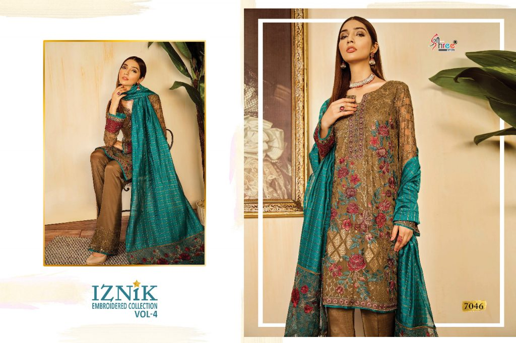 Shree Fabs Iznik Embroidered Collection vol 4 georgette pakistani Suits seller - shree fabs iznik embroidered collection vol 4 georgette pakistani suits seller 5 1024x682 - Shree Fabs Iznik Embroidered Collection vol 4 georgette pakistani Suits seller Shree Fabs Iznik Embroidered Collection vol 4 georgette pakistani Suits seller - shree fabs iznik embroidered collection vol 4 georgette pakistani suits seller 5 1024x682 - Shree Fabs Iznik Embroidered Collection vol 4 georgette pakistani Suits seller