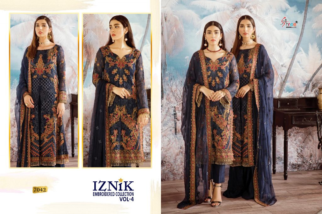 Shree Fabs Iznik Embroidered Collection vol 4 georgette pakistani Suits seller - shree fabs iznik embroidered collection vol 4 georgette pakistani suits seller 7 1024x682 - Shree Fabs Iznik Embroidered Collection vol 4 georgette pakistani Suits seller Shree Fabs Iznik Embroidered Collection vol 4 georgette pakistani Suits seller - shree fabs iznik embroidered collection vol 4 georgette pakistani suits seller 7 1024x682 - Shree Fabs Iznik Embroidered Collection vol 4 georgette pakistani Suits seller