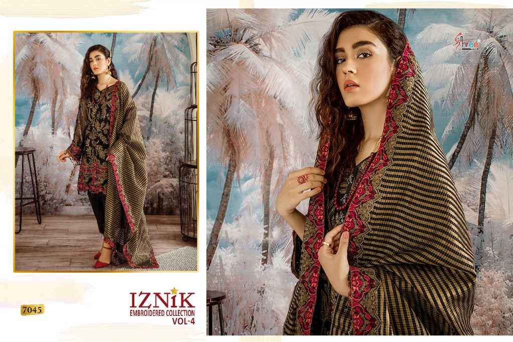 Shree Fabs Iznik Embroidered Collection vol 4 georgette pakistani Suits seller - shree fabs iznik embroidered collection vol 4 georgette pakistani suits seller 8 1024x682 - Shree Fabs Iznik Embroidered Collection vol 4 georgette pakistani Suits seller Shree Fabs Iznik Embroidered Collection vol 4 georgette pakistani Suits seller - shree fabs iznik embroidered collection vol 4 georgette pakistani suits seller 8 1024x682 - Shree Fabs Iznik Embroidered Collection vol 4 georgette pakistani Suits seller