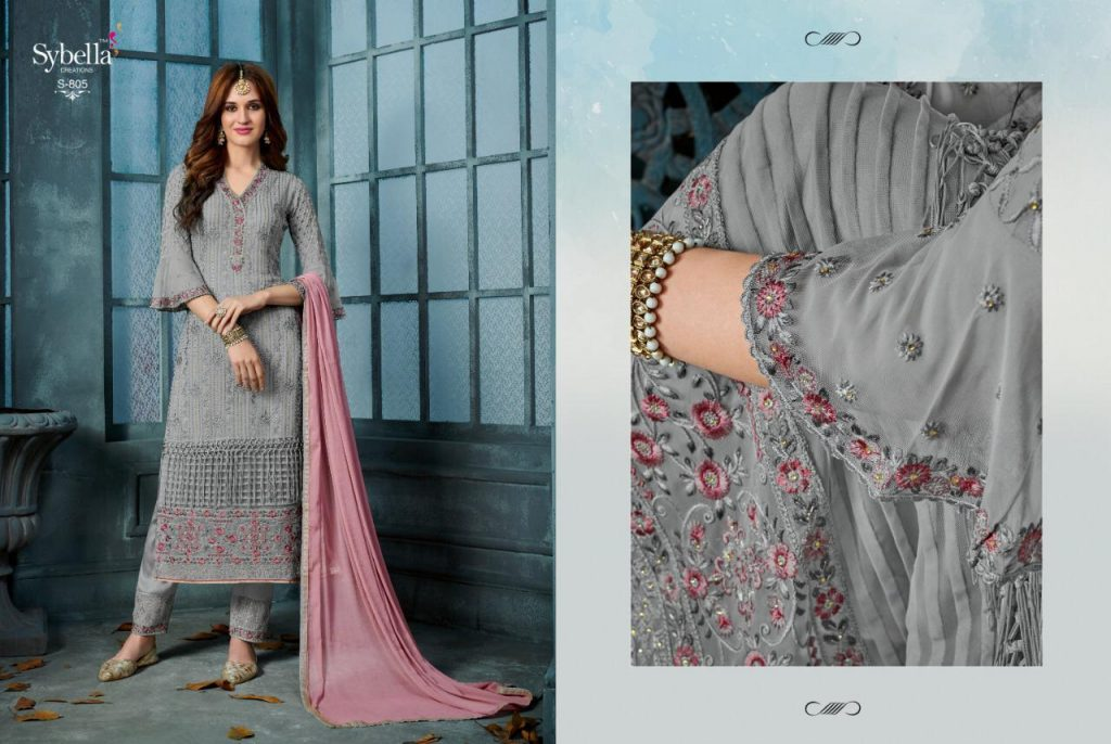 Sybella 800 Series NX Designer Salwar Suit Catalog Wholesale Price Surat - sybella 800 series nx designer salwar suit catalog wholesale price surat 3 1024x686 - Sybella 800 Series NX Designer Salwar Suit Catalog Wholesale Price Surat Sybella 800 Series NX Designer Salwar Suit Catalog Wholesale Price Surat - sybella 800 series nx designer salwar suit catalog wholesale price surat 3 1024x686 - Sybella 800 Series NX Designer Salwar Suit Catalog Wholesale Price Surat